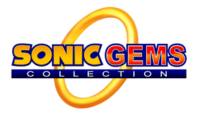 Sonic Gems Collection Logo Remade