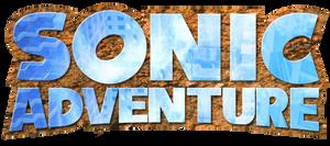 Sonic Adventure Logo Remade by NuryRush