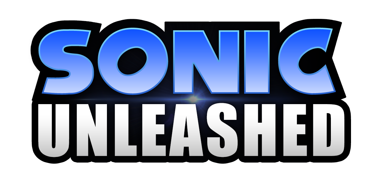 Sonic Unleashed Logo Remake by NuryRush