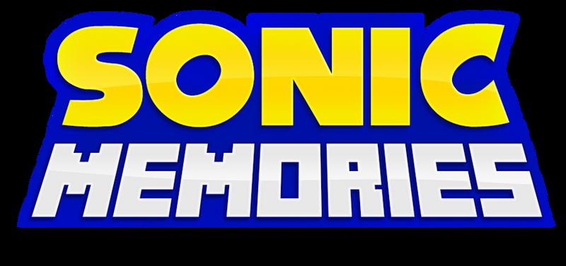 Sonic Memories Official Logo by NuryRush
