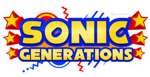 Sonic Generations Logo Remade by NuryRush