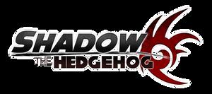 Shadow The Hedgehog Logo Remade