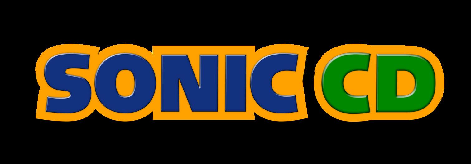 Sonic CD Logo Remade by NuryRush