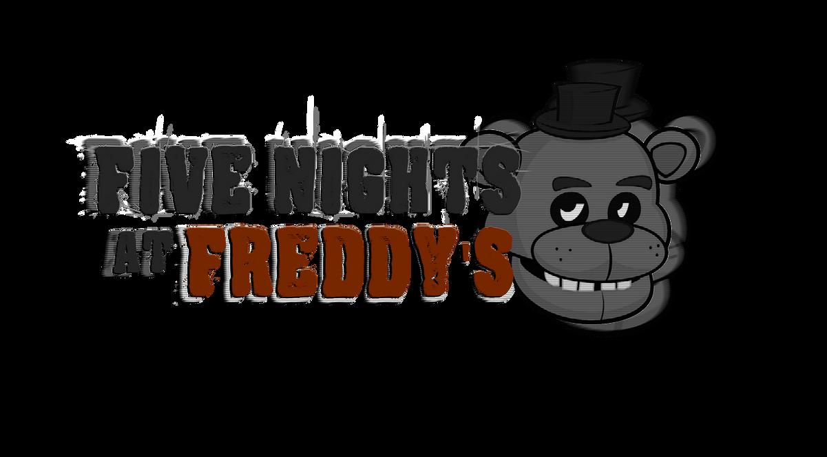 Five Nights At Freddy's logo by NuryRush