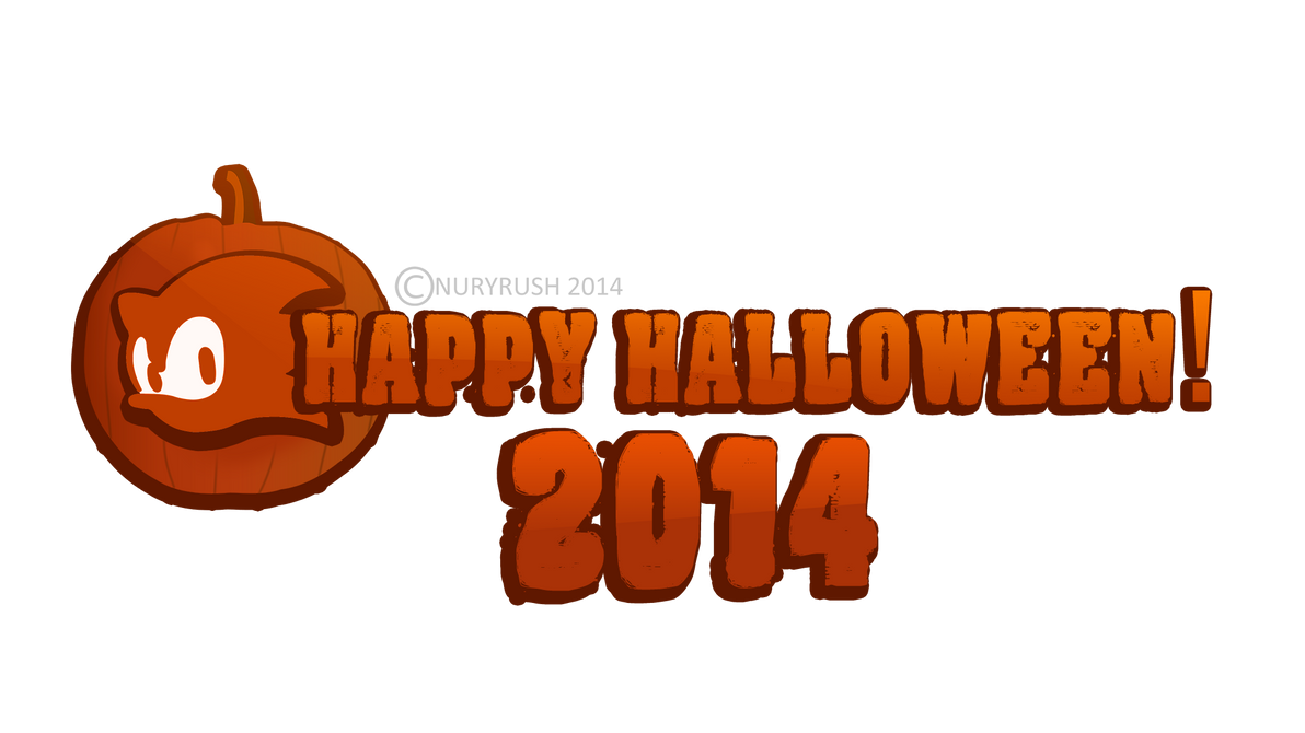 Happy Halloween 2014! by NuryRush