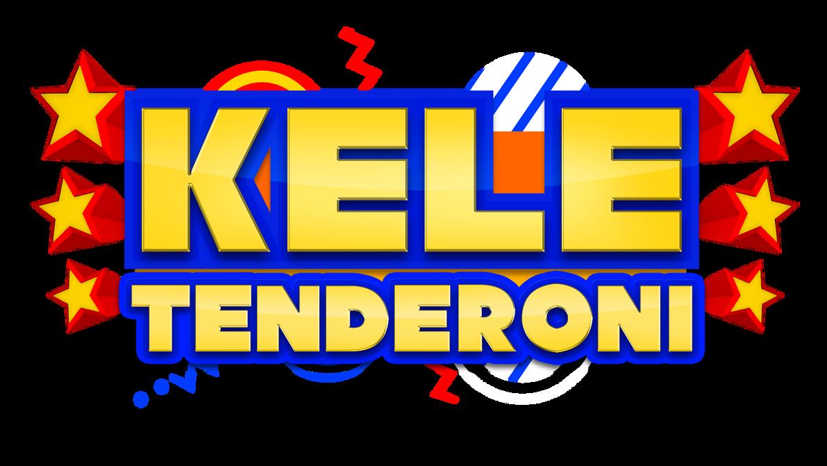 Kele Tenderoni Sonic Generations style Logo by NuryRush
