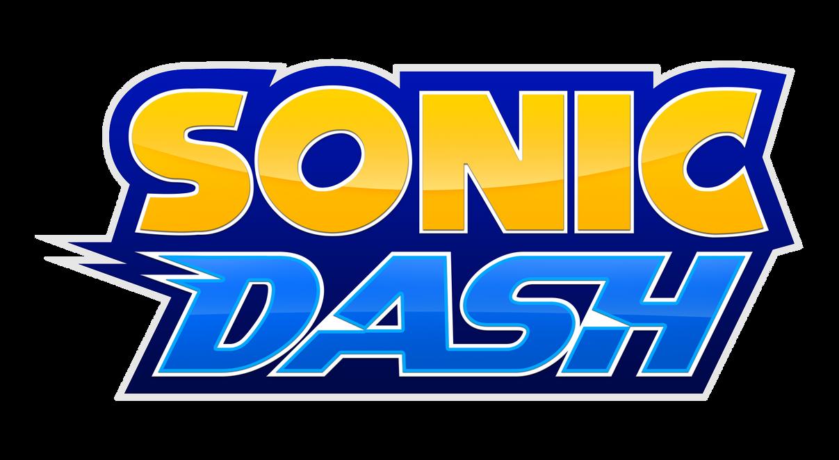 Sonic Dash Logo Remade by NuryRush