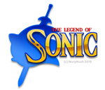 The Legend Of Sonic Logo