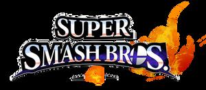 Super Smash Bros. 4 Logo Remade