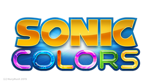 Sonic Colors Logo Remade