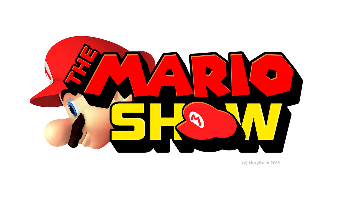 The Mario Show Logo by NuryRush