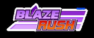 Blaze Rush Logo by NuryRush