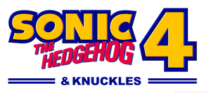 Sonic The Hedgehog 4 And Knuckles by NuryRush