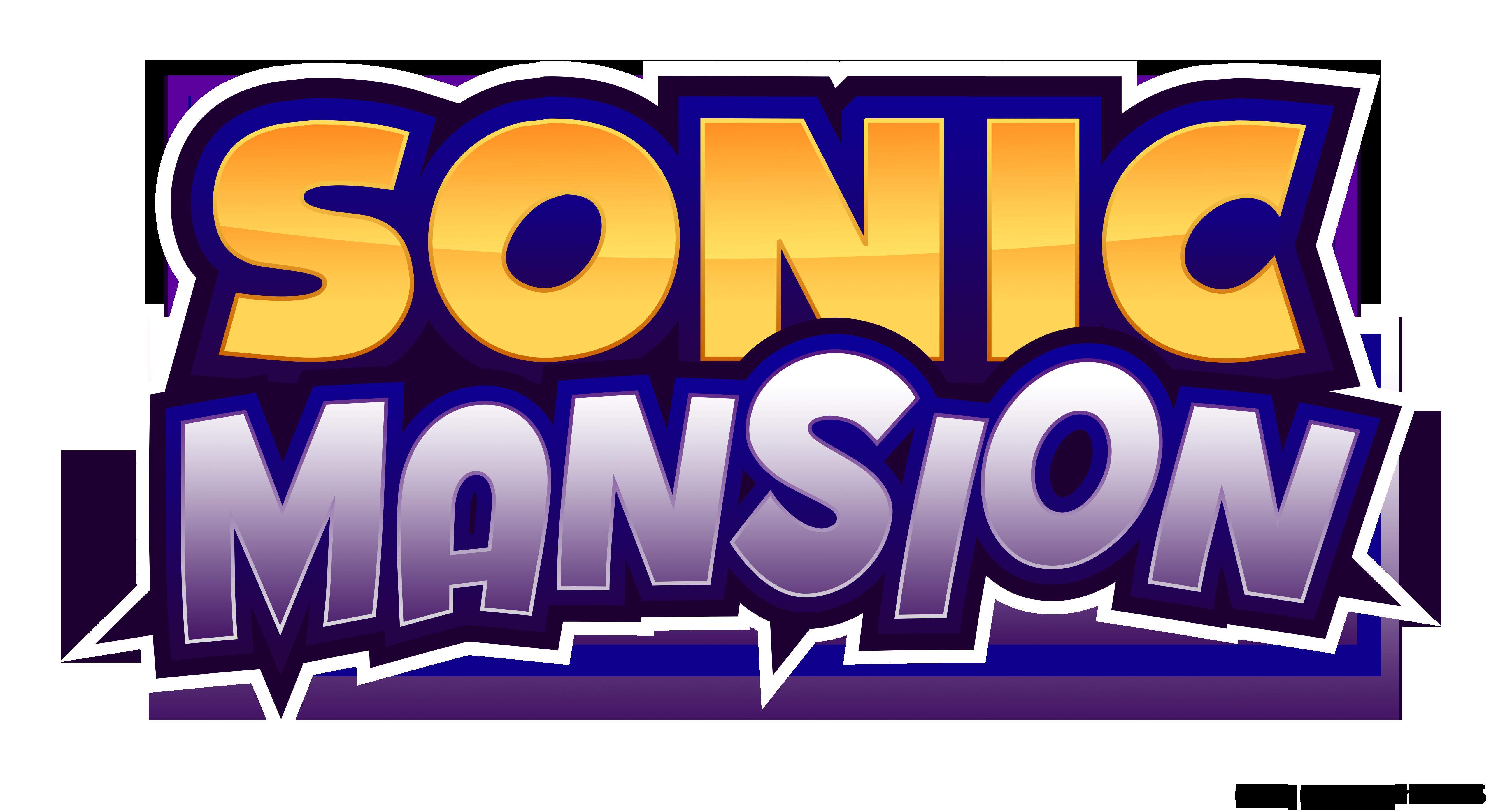 Sonic Mansion Logo by NuryRush
