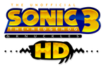 Sonic 3 And Knuckles HD Logo