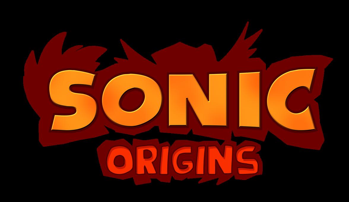 Sonic Origins Logo (Rayman Style) by NuryRush