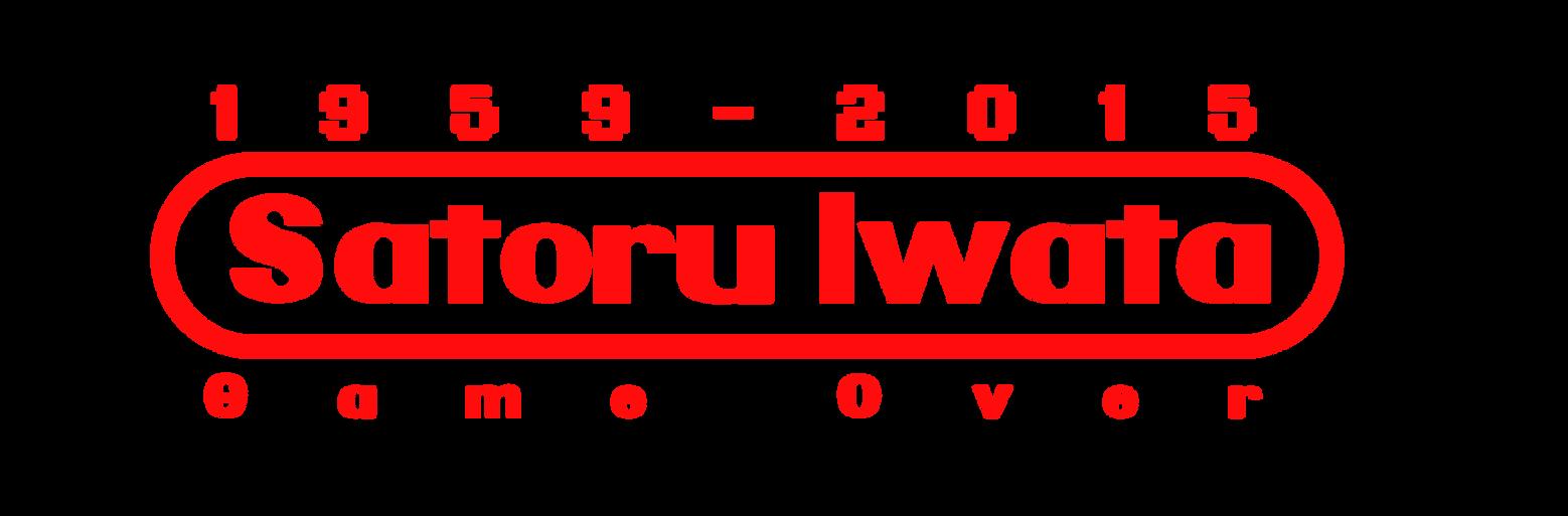 Dedication for Satoru Iwata 1959 - 2015 by NuryRush