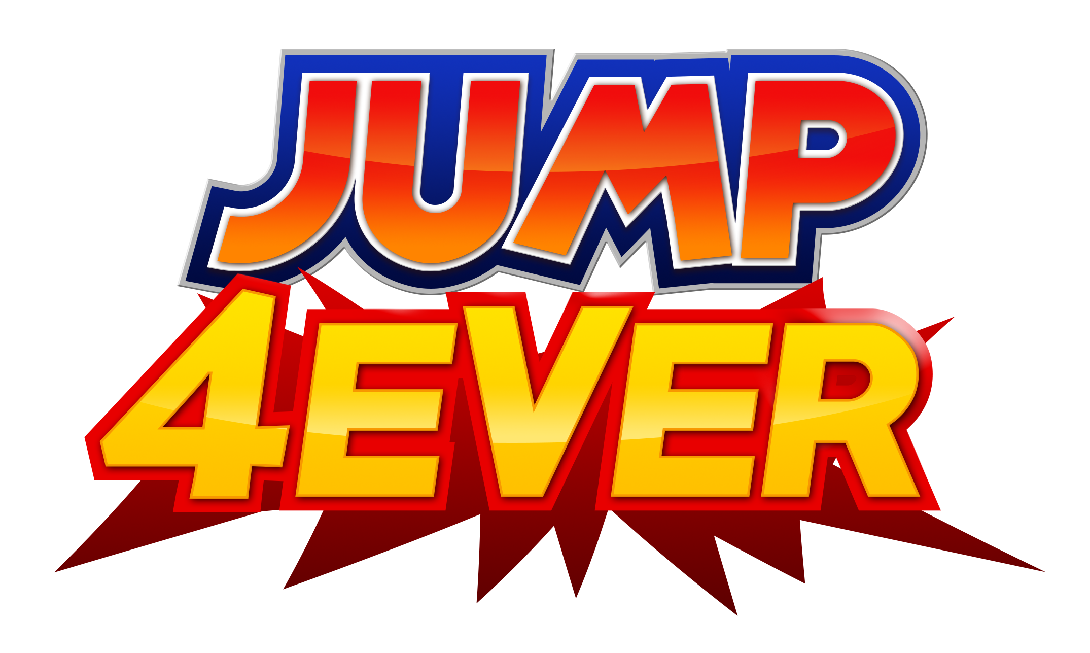 Jump 4 Ever Logo by NuryRush