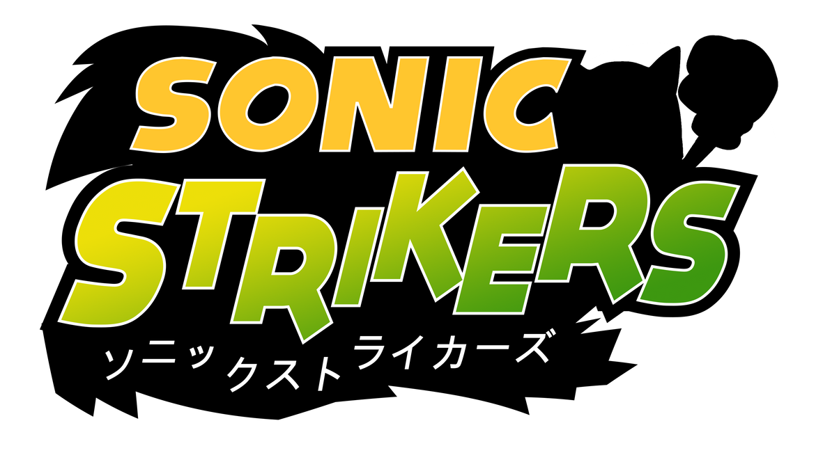 Sonic Strikers Logo by NuryRush