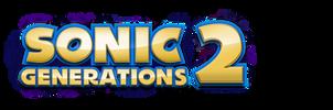 Sonic Generations 2 Logo by NuryRush