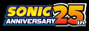 Sonic Adventure 25th Anniversary Edition Logo by NuryRush