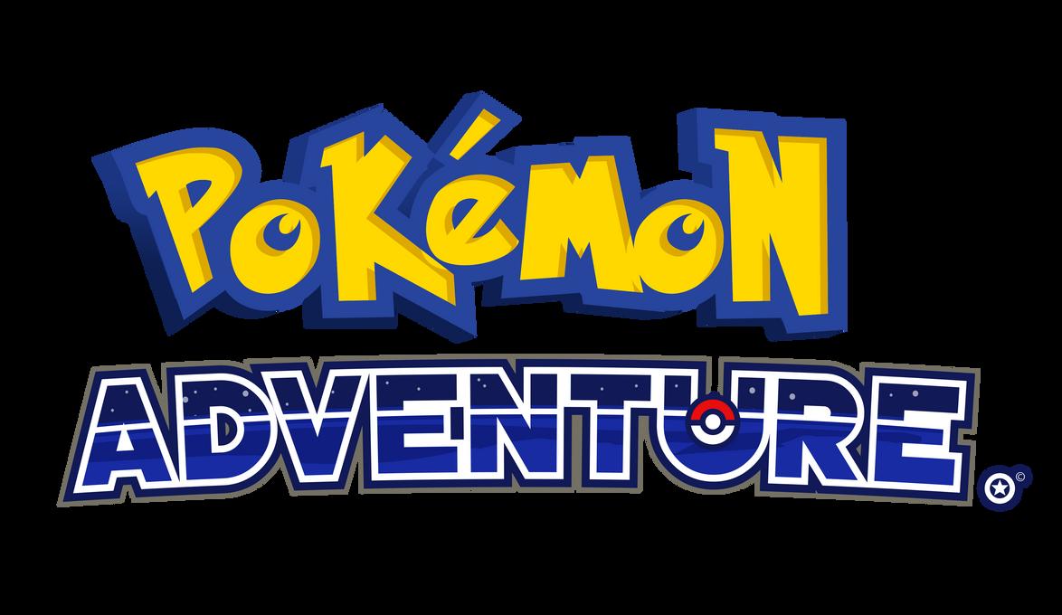 Pokemon Adventure Logo by NuryRush