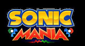 Sonic Mania Logo by NuryRush