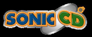 Sonic CD Logo Remade
