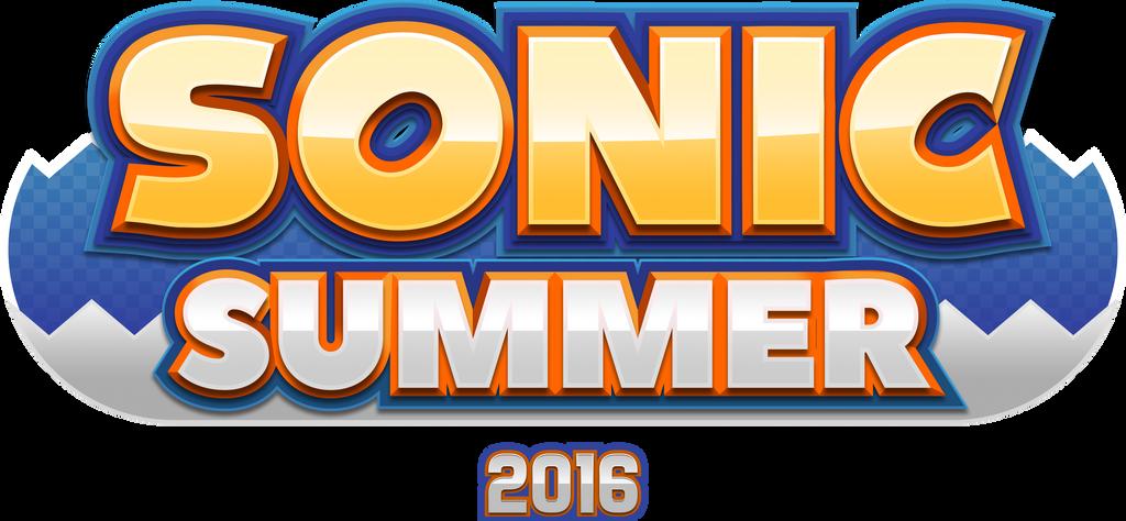 Sonic Summer 2016 Logo by NuryRush
