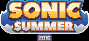 Sonic Summer 2016 Logo