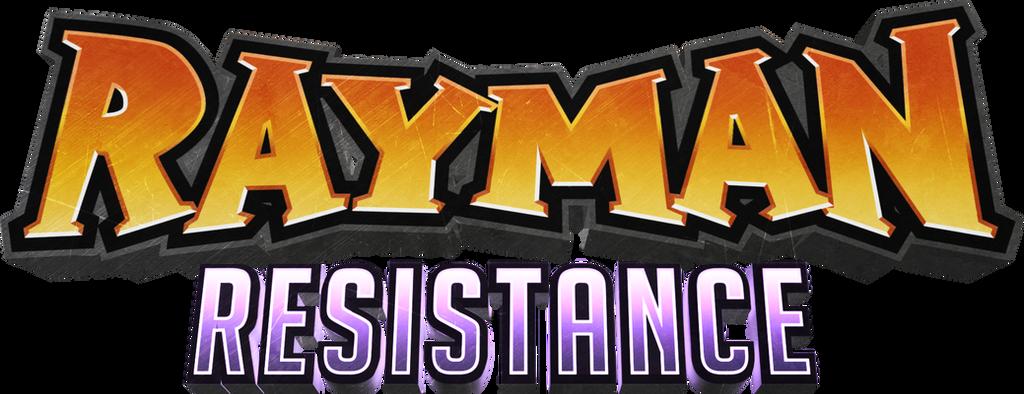 Rayman Resistance Logo by NuryRush