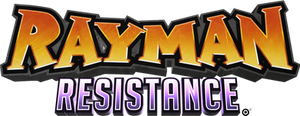 Rayman Resistance Logo