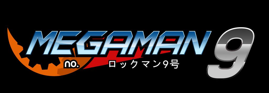 Megaman No. 9 Logo by NuryRush