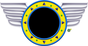 Sonic Mania Ring Template by NuryRush