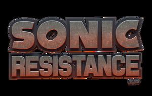 Sonic Resistance Logo by NuryRush