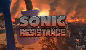 Sonic Resistance Wallpaper