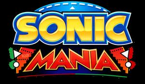 Sonic Mania Reimagined Logo by NuryRush