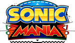 Sonic Mania Reimagined Logo