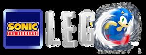 Sonic Lego Logo