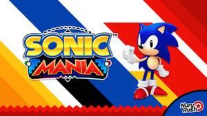 Sonic Mania Wallpaper by NuryRush