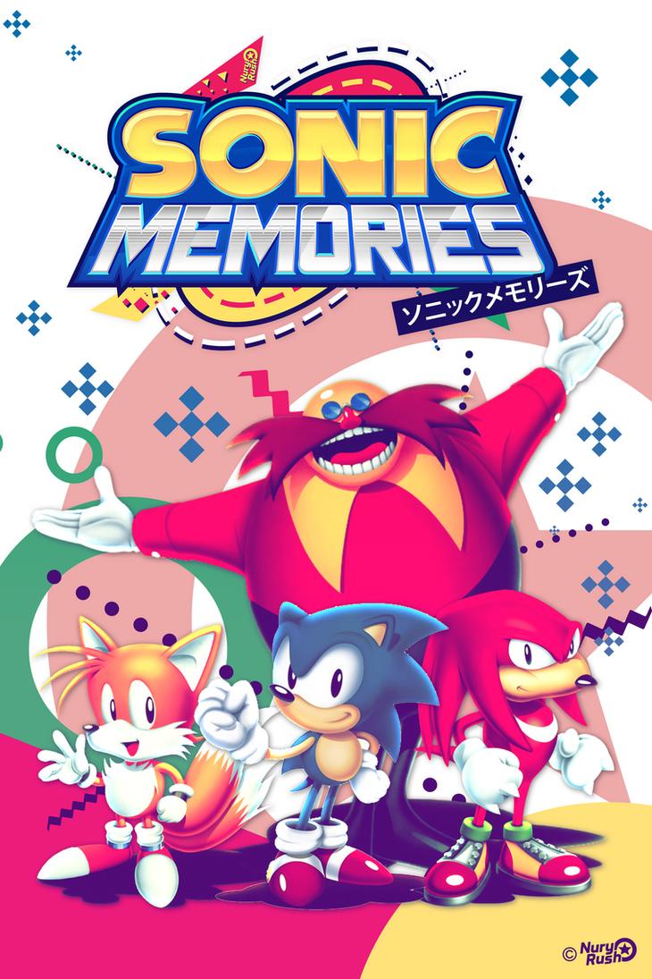 Sonic Memories Poster Artwork by NuryRush