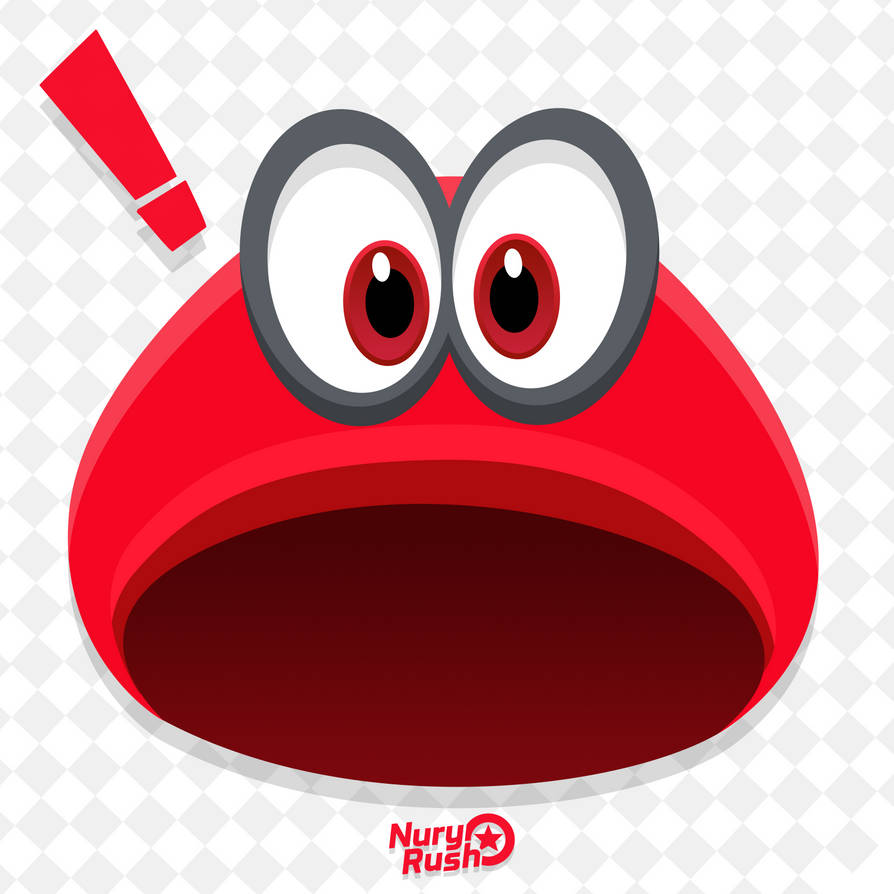 Super Mario Odyssey Hat Icon by NuryRush