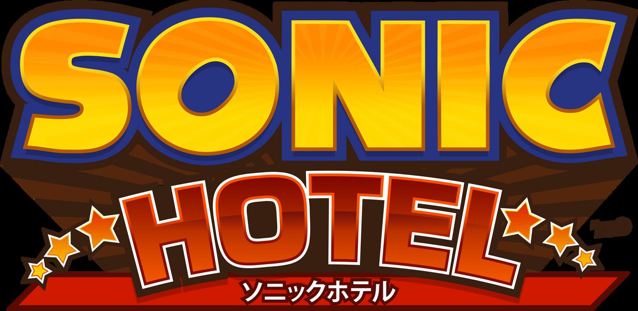 Sonic Hotel Logo by NuryRush