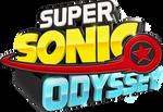 Super Sonic Odyssey Logo by NuryRush