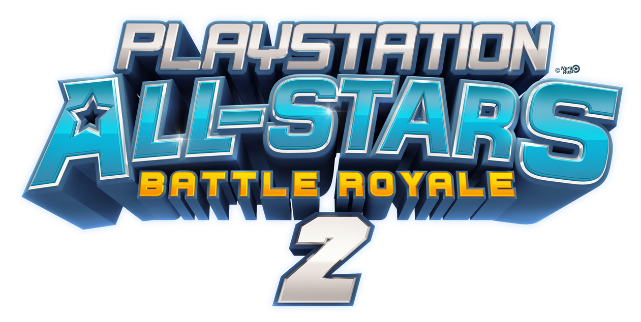 Playstation All-Stars Battle Royale 2 Logo by NuryRush