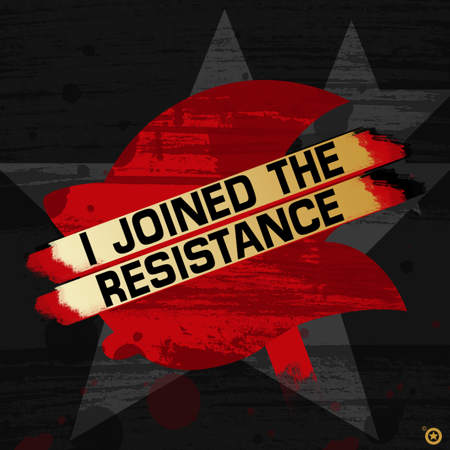 Sonic Forces Icon Join The Resistance by NuryRush