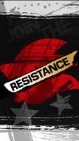 Sonic Forces Join The Resistance Phone Wallpaper by NuryRush