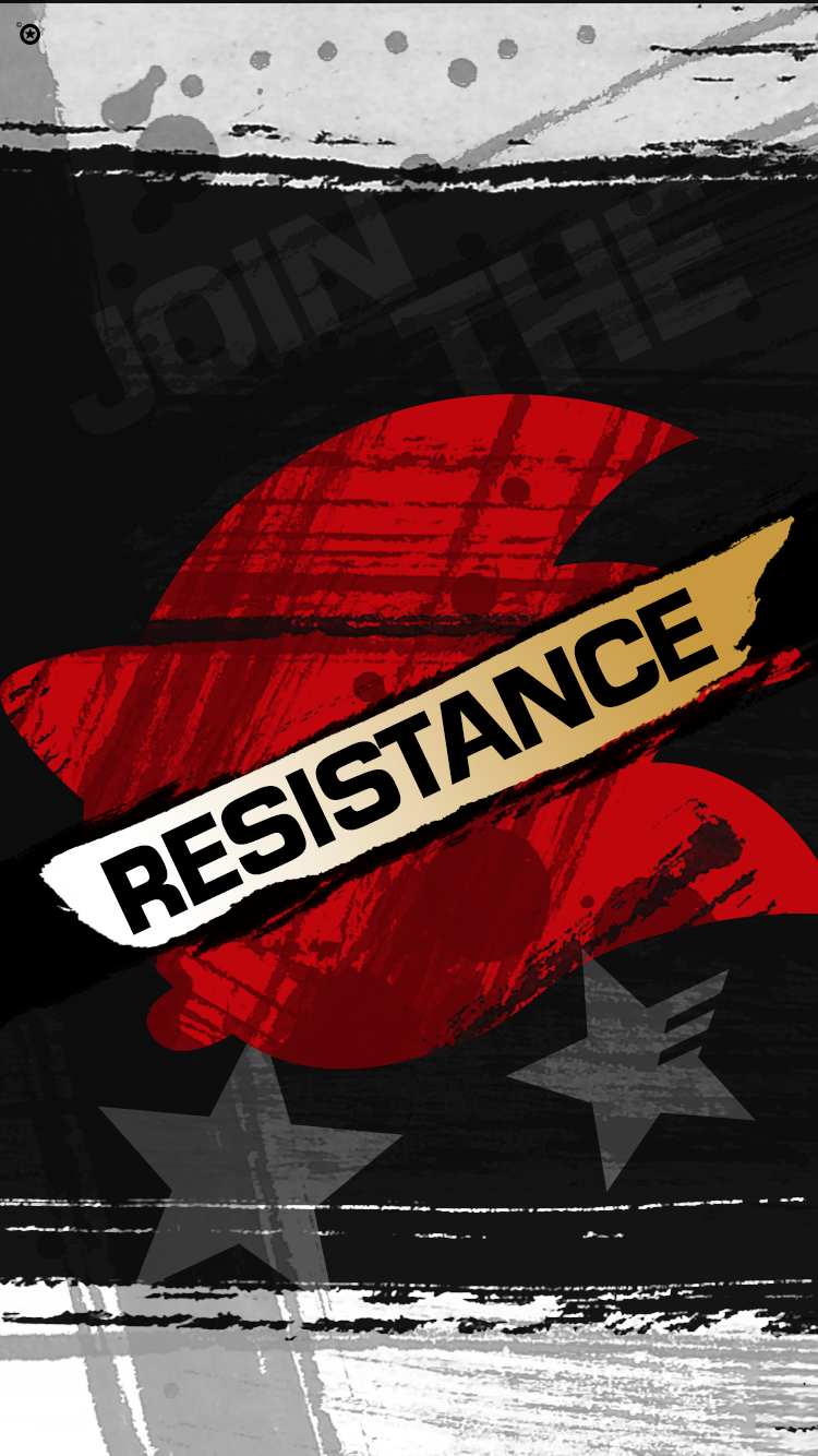 Sonic Forces Join The Resistance Phone Wallpaper by ...