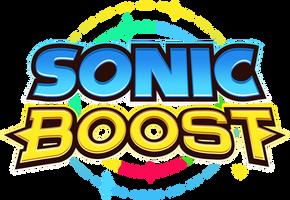 Sonic Boost Logo by NuryRush
