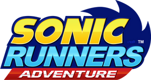 Sonic Runners Adventure Logo by NuryRush
